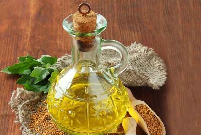 Massage With Mustard Oil