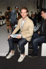 LONDON, ENGLAND - MAY 19:  Craig McGinlay poses during Cruz Bueno Fashion Show Season 2016 on May 19, 2016 in London, England.  (Photo by David M. Benett/Dave Benett/Getty Images for Cruz Bueno Ltd.) *** Local Caption *** Craig McGinlay