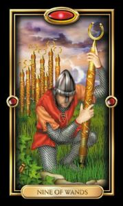 Relationship Energy - Thursday November 16, 2017 - 9 of Wands