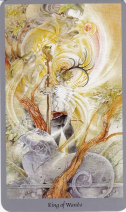 Relationship Energy - Wednesday November 25, 2017 - King of Wands