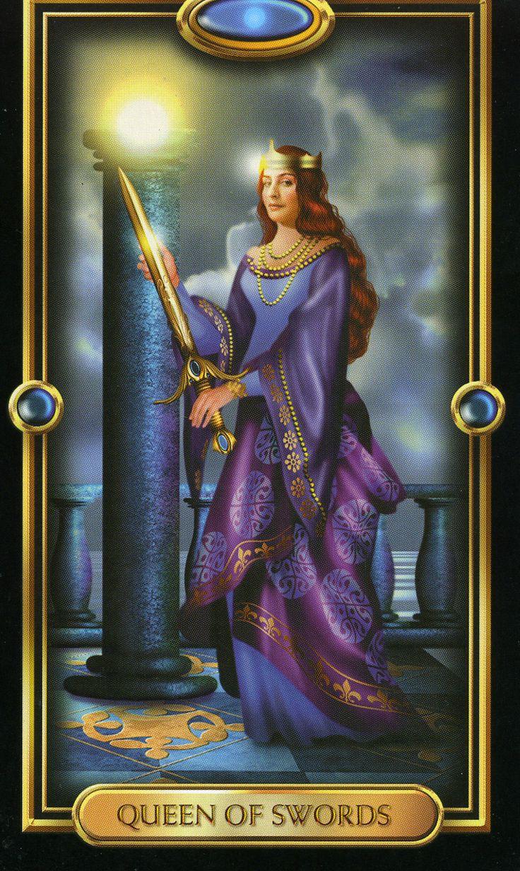 Relationship Energy - Wednesday November 1, 2017 - Queen of Swords