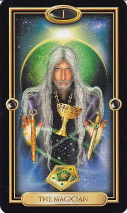 Relationship Energy - Saturday December 9, 2017 - The Magician