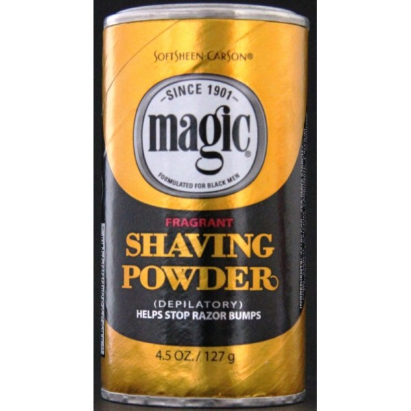 Magic Shave Shaving Powder