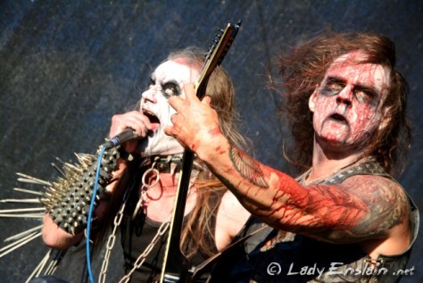 Gorgoroth: leg-breaking black metal