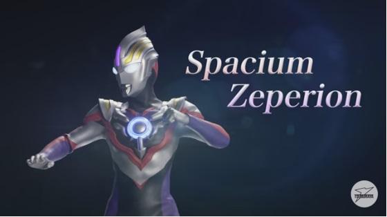 ウルトラマンオーブ スペシウムゼぺリオン