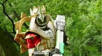 仮面ライダーゴースト 第37話「修得!それぞれの道!」