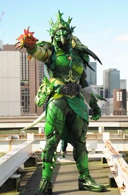 『仮面ライダーエグゼイド』怪人デザインは寺田克也さん!