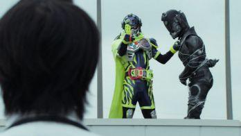 仮面ライダーエグゼイド第8話「男たちよ、Fly high!」