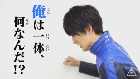 Vシネマ『ゴーストRE:BIRTH 仮面ライダースペクター』シンスペクターアイコンPV