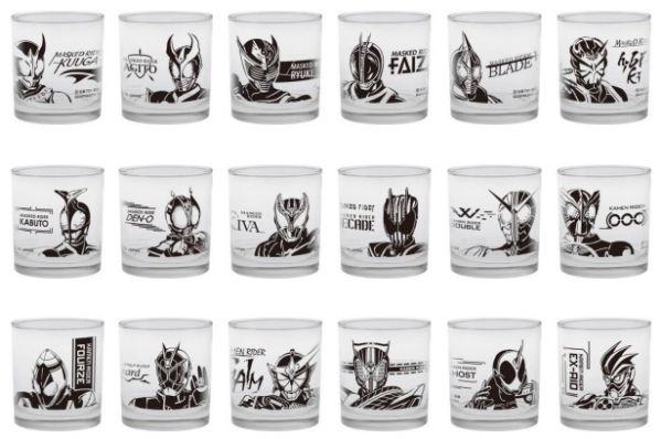 一番くじ 仮面ライダーシリーズ 生誕45周年記念