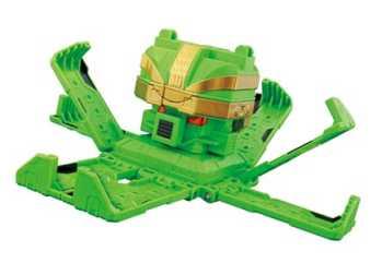 動物戦隊ジュウオウジャー ビッグジュウオウキューブウエポン 超動物武装 DXキューブオクトパス