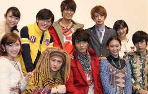 『劇場版 動物戦隊ジュウオウジャーVSニンニンジャー』が1月14日公開!