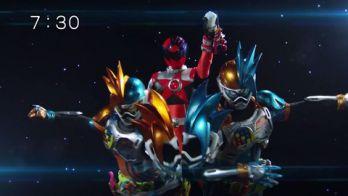 『仮面ライダーエグゼイド』新スーパーヒーロータイム