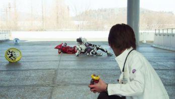 仮面ライダーエグゼイド 第19話『Fantasyは突然に!?』