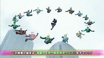 仮面ライダーゲンム PART.Ⅱ「レジェンドゲーマー・ステージ」