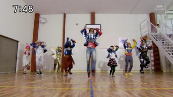 宇宙戦隊キュウレンジャー Space.6「はばたけ!ダンシングスター」