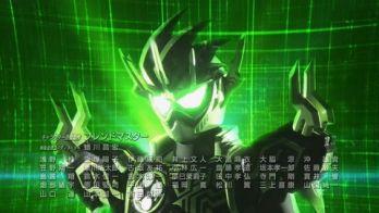 仮面ライダーエグゼイド 第33話「Company再編!」オープニングに仮面ライダークロノスが登場