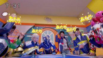 宇宙戦隊キュウレンジャー Space.14「おどる!宇宙竜宮城!」
