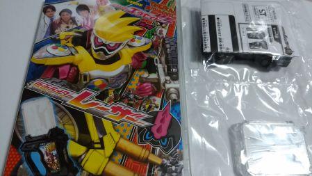 仮面ライダーエグゼイド[裏技]仮面ライダーレーザー&プロト爆走バイクガシャットセット