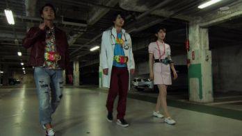 仮面ライダーエグゼイド 第37話「White knightの覚悟!」