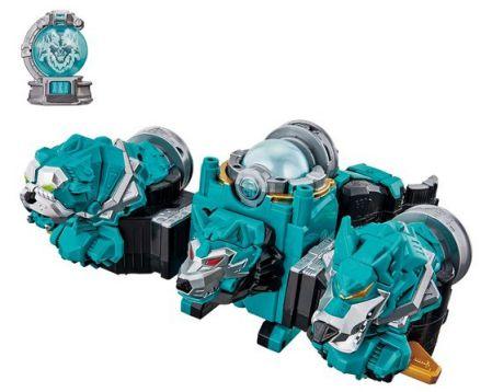 宇宙戦隊キュウレンジャー キュータマ合体111 DXケルベロスボイジャー