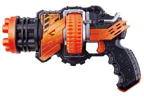 仮面ライダービルド「百発連射 DXホークガトリンガー」