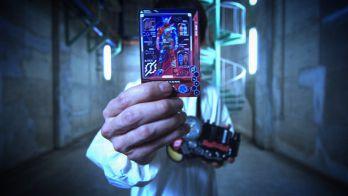 『仮面ライダービルド』葛城巧のデータカードに「スマホウルフ」が登場!