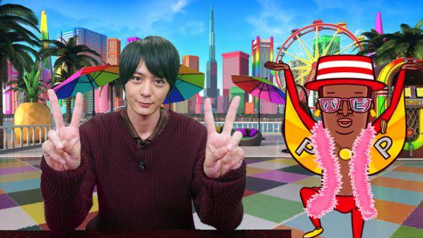 『仮面ライダービルド』桐生戦兎こと犬飼貴丈さん「ぱりぴTV」に出演