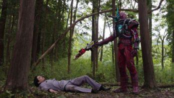 仮面ライダービルド 第13話「ベールを脱ぐのは誰?」