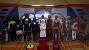 宇宙戦隊キュウレンジャー 第45話「ツルギの命とチキュウの危機」