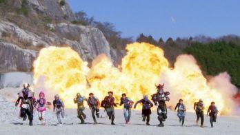 『宇宙戦隊キュウレンジャー』Space.47「救世主たちの約束」