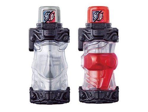 仮面ライダービルド「DXサイドライヤーフルボトルセット」