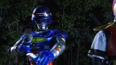 『宇宙戦隊キュウレンジャーVSスペース・スクワッド』予告にジライヤがチラリと登場!