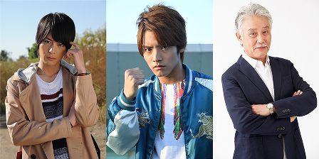 「仮面ラジレンジャー」8月3日ゲストは『仮面ライダービルド』犬飼貴丈さん、 赤楚衛二さん、金尾哲夫さん