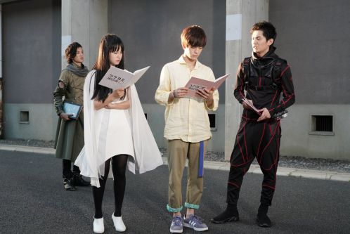 スピンオフシリーズ「仮面ライダージオウ 補完計画」