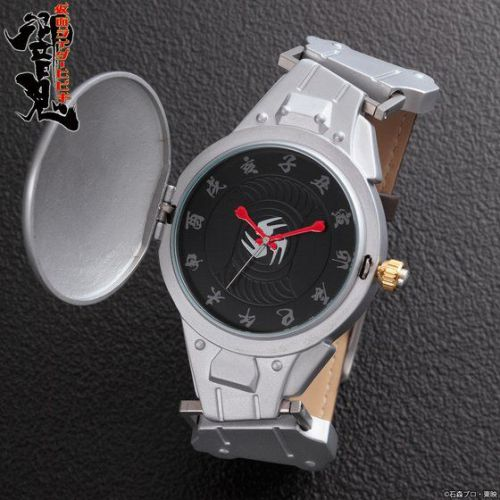 仮面ライダー響鬼「音撃鼓装備帯 変身!腕時計」