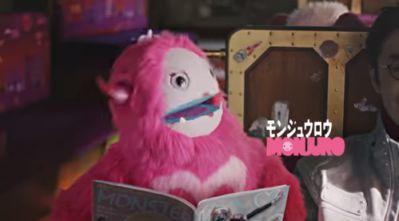 仮面ライダーポッピーがドコモ新CMに登場