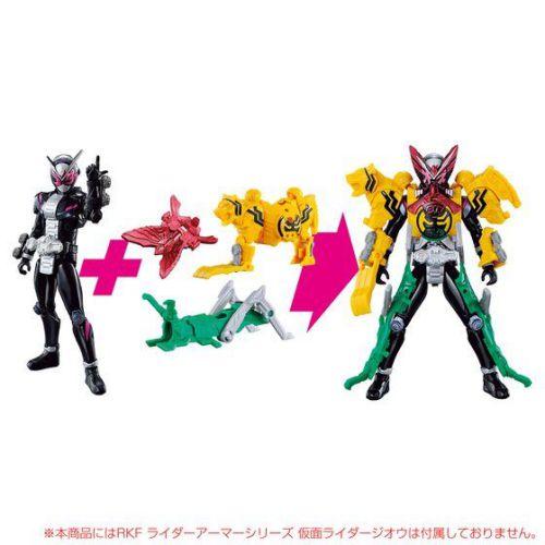 仮面ライダージオウ「RKF ライダーアーマーシリーズ オーズアーマー」が11月上旬発売