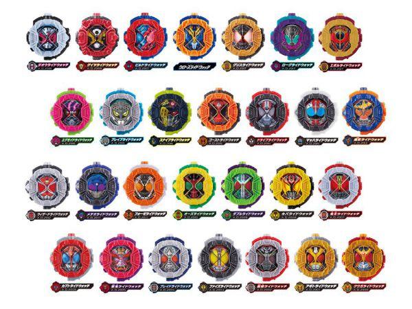 『仮面ライダージオウ』12月~3月発売のDX玩具などが37点登場!新変身ベルトや新ライダー、パワーアップ、最強ウォッチほか