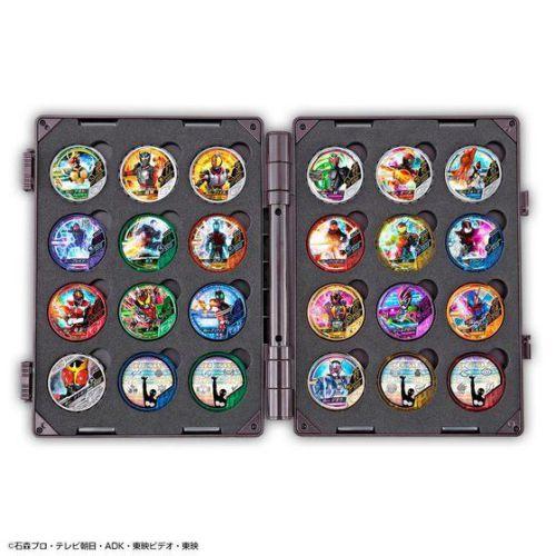 仮面ライダー ブットバソウル オフィシャルメダルホルダー ―20th Anniversary―