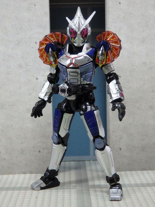 「装動 仮面ライダージオウ RIDE4」に仮面ライダージオウ ブレイドアーマー、カブトアーマーがラインナップ!