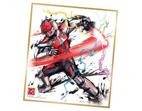 仮面ライダー色紙ART2 仮面ライダー電王 ソードフォーム