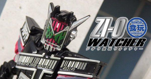 仮面ライダージオウ「装動 RIDE5」にジオウ ディケイドアーマーがラインナップ!ライドヘイセイバーが付属カッコイイ!