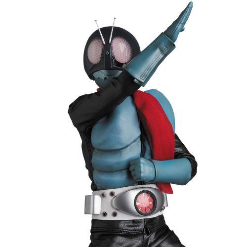 RAH リアルアクションヒーローズ No.782 仮面ライダー旧1号 & サイクロン号 究極版セット