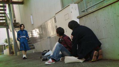 『仮面ライダージオウ』仮面ライダーシノビ 見参!神蔵蓮太郎がシノビドライバーで変身!忍と書いて刃の心!