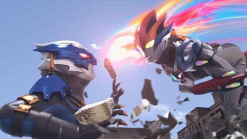 劇場版『ウルトラマンR/B』主題歌「ヒカリノキズナ(つるの剛士×DAIGO)」が聴けるロングver.ムービー公開!