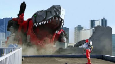 『騎士竜戦隊リュウソウジャー』第2話「ソウルをひとつに」