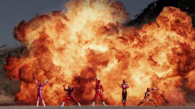 『4週連続スペシャル スーパー戦隊最強バトル‼』最終回 第4話「そして明日へ」