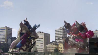 『騎士竜戦隊リュウソウジャー』第4話「竜虎!!最速バトル」