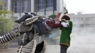 『騎士竜戦隊リュウソウジャー』第5話「地獄の番犬」